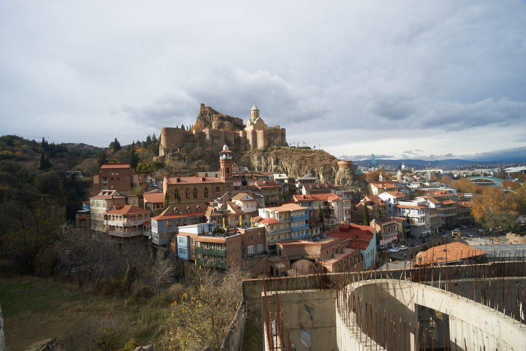 Tbilisi Viewpoint